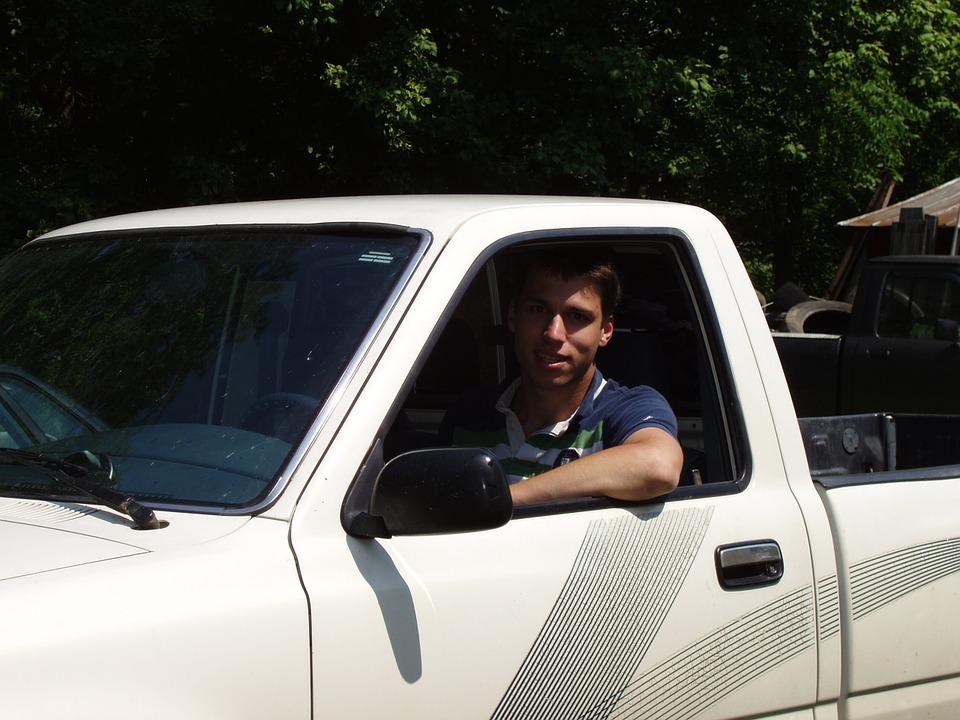 řízení motorového vozidla