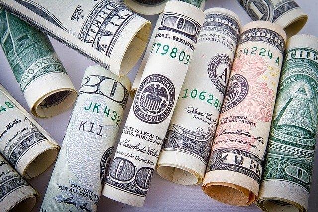 stočené peníze