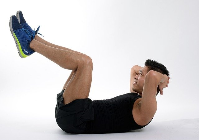 břišní cvičení