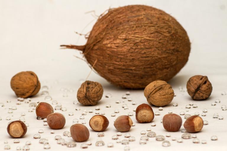 Kokos je král mezi ořechy