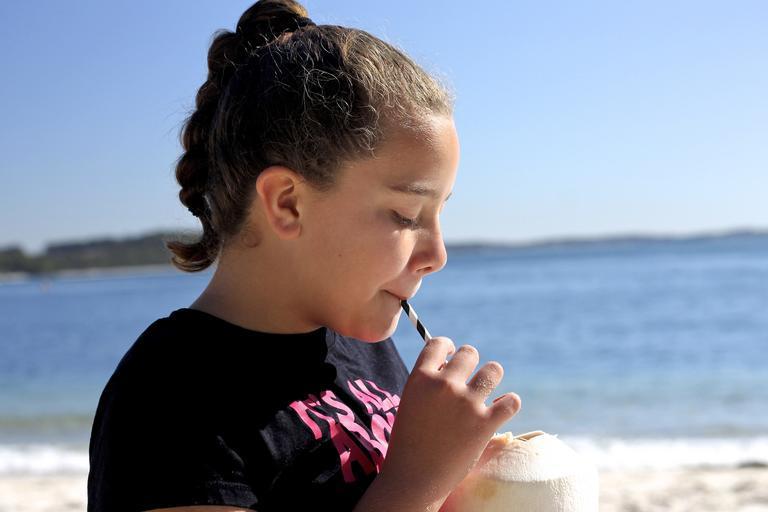 Kokosový drink