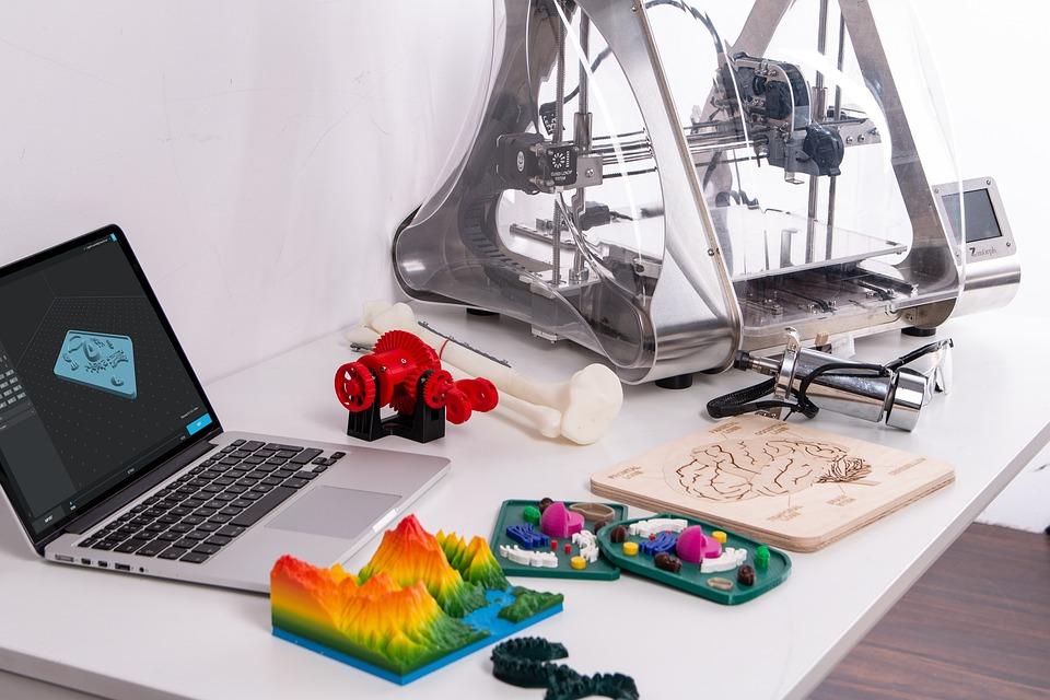tiskárna 3D